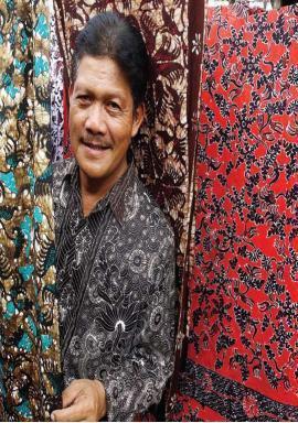 Batik Tulis Gedog HM. Sholeh Tuban. Macam-macam Motif Batik Gedog Tuban