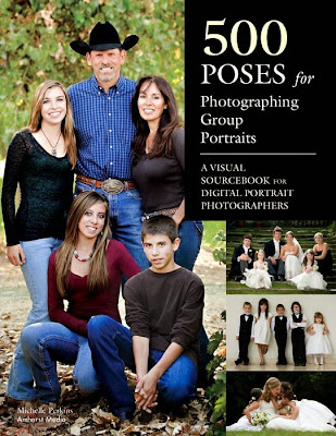 500 Poses for Photographing Group Portraits: A Visual Sourcebook for Digital Portrait Photographers - Free Ebook Download
