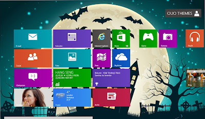Helloween 2 Theme For Windows 7 And 8 8.1