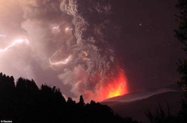Chilean Volcano Pictures