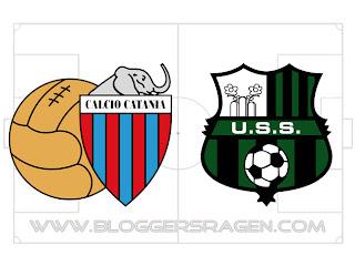 Prediksi Pertandingan Sassuolo vs Catania