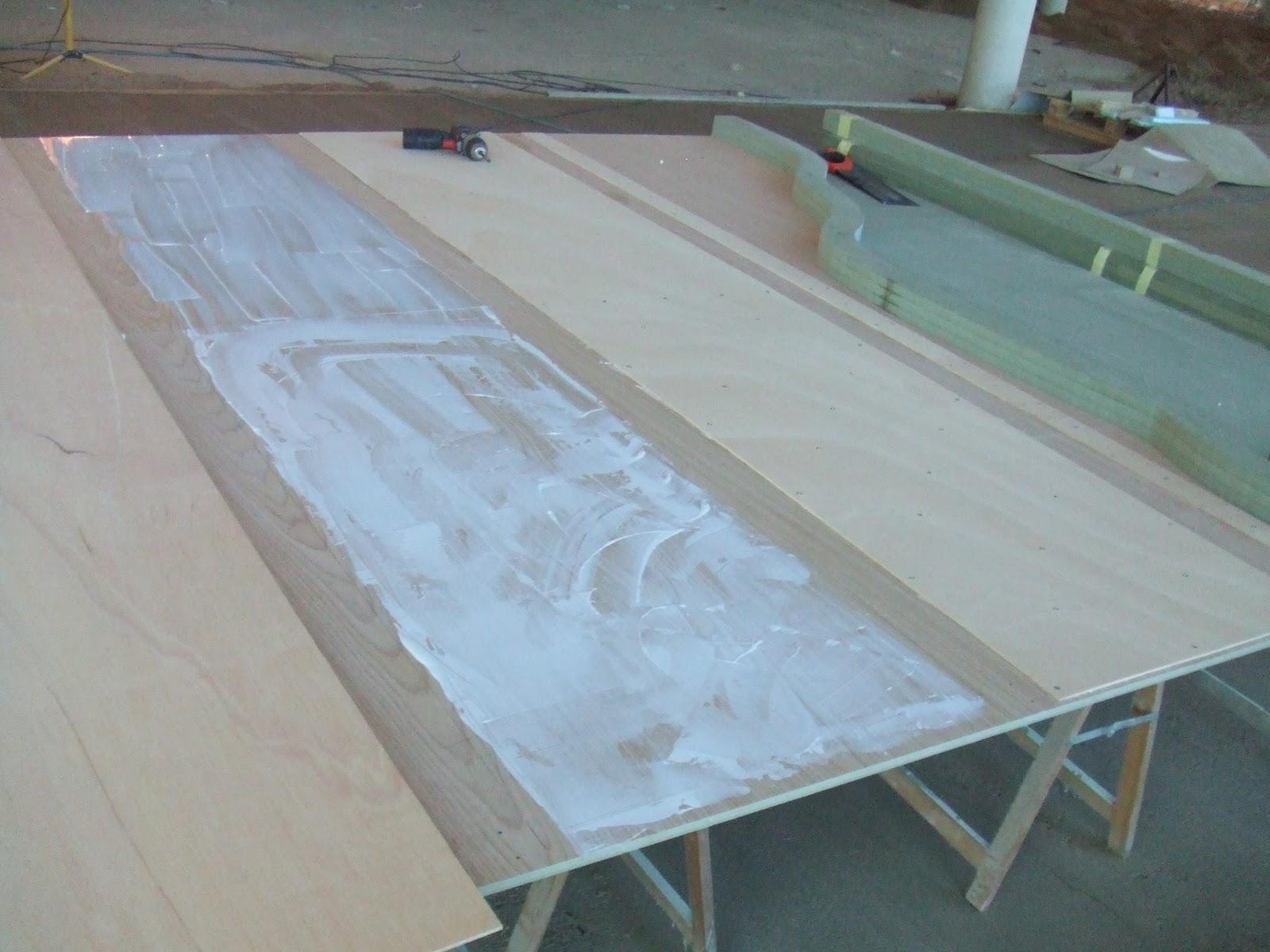 Carpinteria artesanal dise o y reciclaje - Tablero dm hidrofugo ...