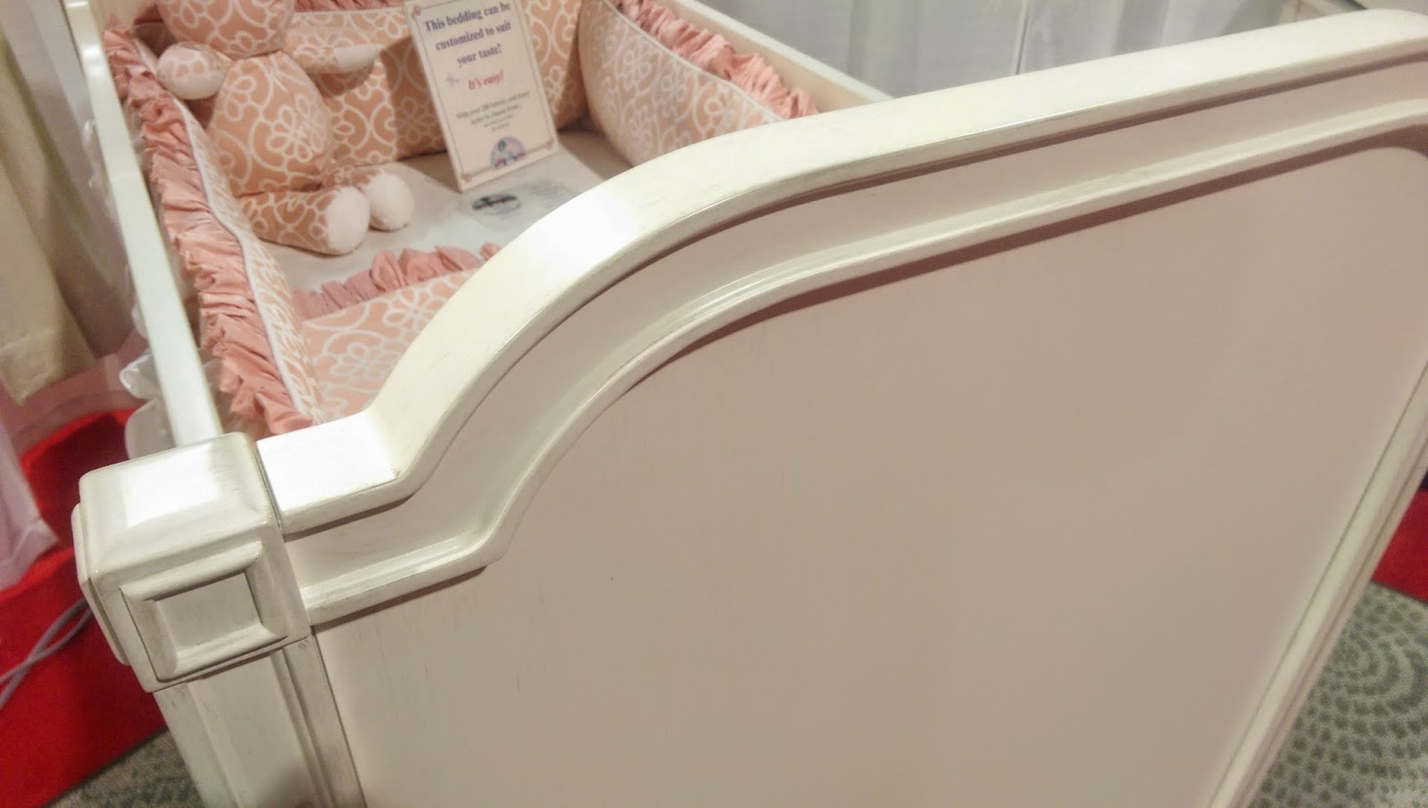 Baby cribs dublin - Converts From Crib To Toddler Bed