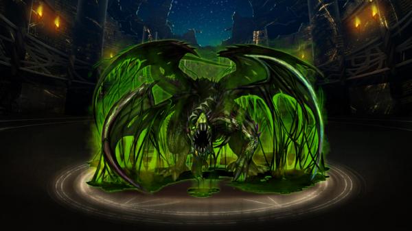神魔之塔 - 第五封王毒龍 平民隊打法攻略影片 遊戲魔人