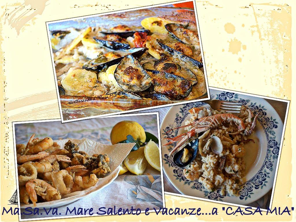 """i piatti di """"Casa Mia"""