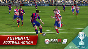 FIFA 15 Ultimate Team 1.2.2 Apk Android