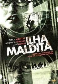 capa Download – Ilha Maldita – DVDRip AVI Dublado