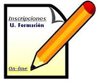 Preinscripción Formación Interna