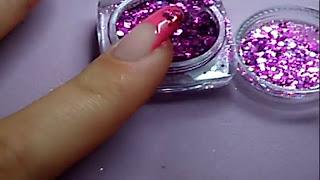 Manikir-obuka-tutorijal-4-(pink-french-manikir-sa-arabeskama)-009