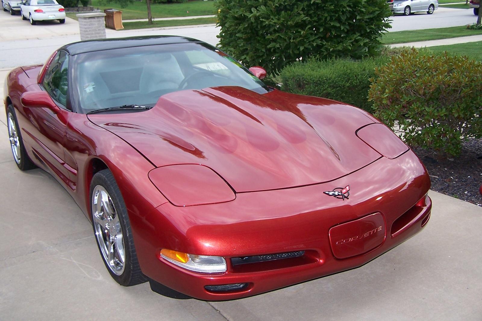 Chevrolet Corvette 1997