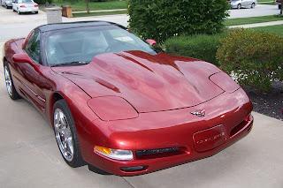 Chevrolet-Corvette-1997