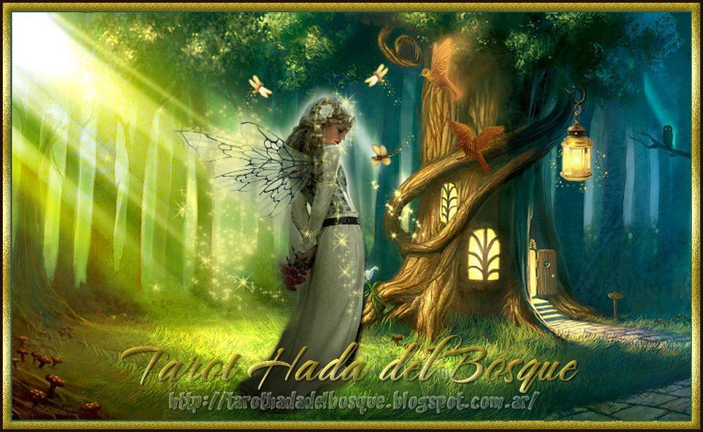 Tarot Hada del Bosque