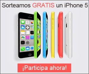 iPhone 5C Gratis