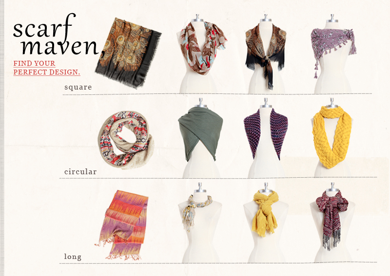 Ruche How To Tie A Scarf 9 Different Ways Different Ways Tie Scarves Women