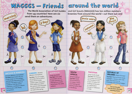 shawna jc tenney girl guides from around the world