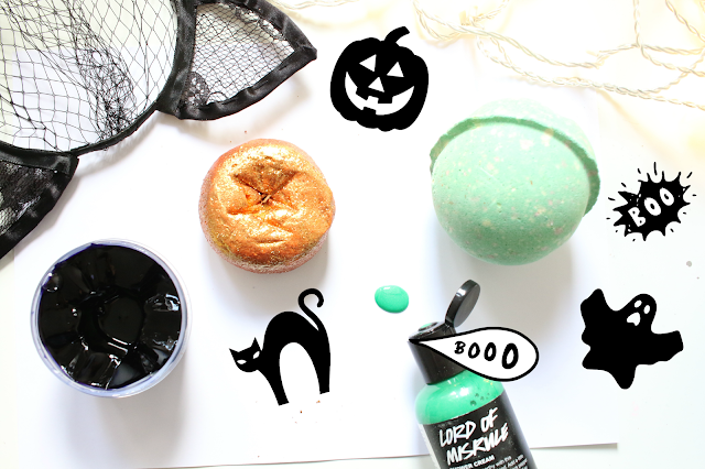 beauty, Lush, Lush Halloween 2015, Lush Halloween Collection 2015, Lush collection, bath bombs, halloween,
