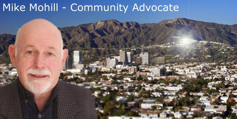 Mike Mohill - Glendale Community Advocate
