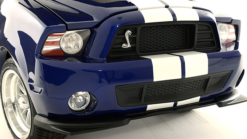 Davide458italia: Shelby GT500 Golf Cart on