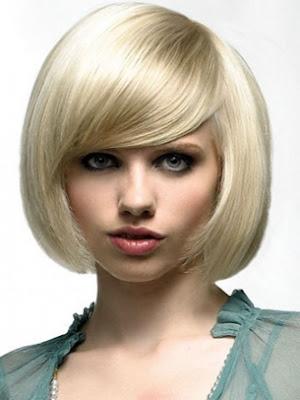 corte cabello rubio mujer