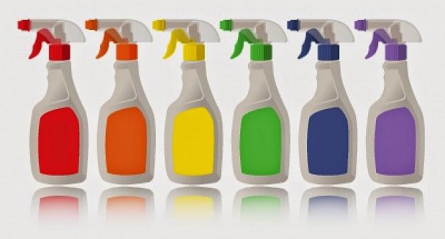 Cuídate de los limpiadores de ventanas