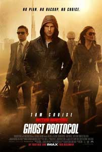 MISSION IMPOSSIBLE GHOST PROTOCOL POSTER GETTINGMOVIE