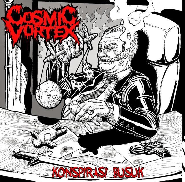 Cosmic Vortex - Konspirasi Busuk 2014 (Kaset)