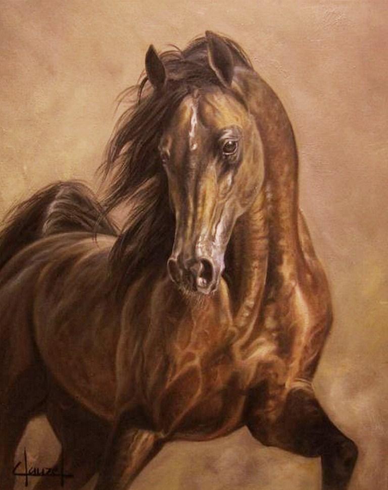 Cuadros modernos cuadros muy bonitos de caballos - Los cuadros mas bonitos ...