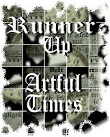 Artful Times Runner Up