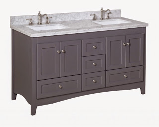 Looking For A High Quality Grey Painted Vanity Just Like Restoration  Hardware?