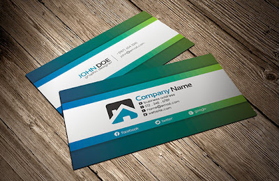 50 free high quality business cards psd templates templateism blog
