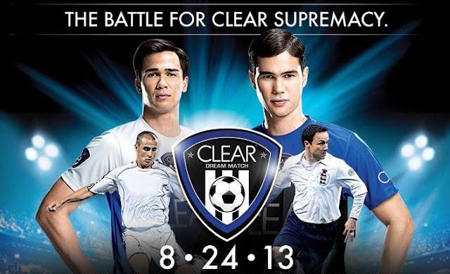 Team James vs Team Phil Clear Dream Match 2013