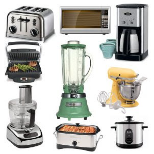 Kitchen Appliances & Equipments