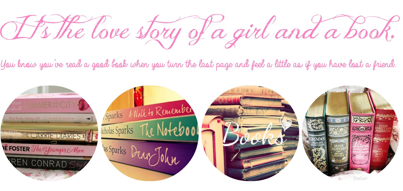 Mein Literaturblog ♥