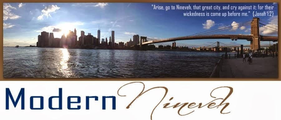Modern Nineveh