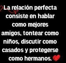 Relacion Perfecta