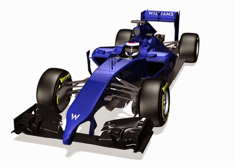 formula 1 2014 projeto williams