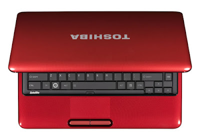 New Toshiba Satellite L645 / 14-inch with Clear SuperView Technology