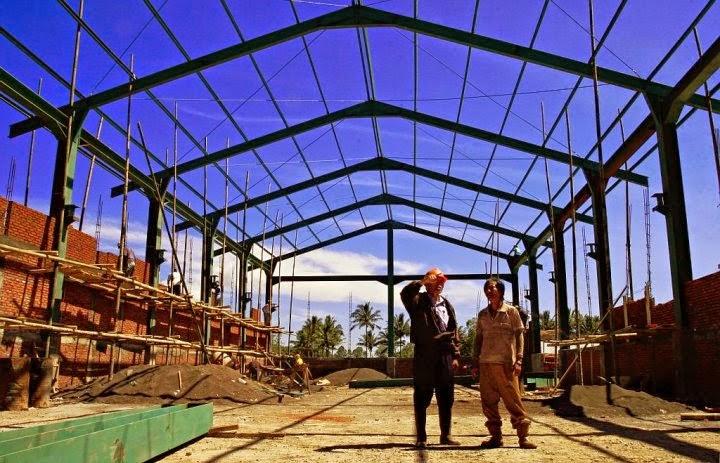 Jasa Konstruksi Baja