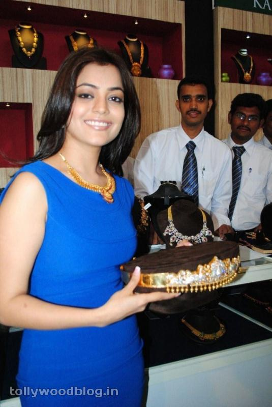 Nisha Agarwal at Gems amp Jewellery Expo Photoshoot images
