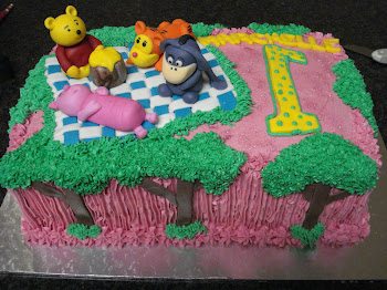 Winnie The Pooh A4