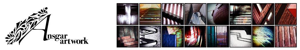 Ansgar Artwork - Abstract photography, paintings & drawings