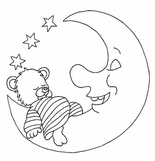 Imagens de Ursinhos - Dois amiguinhos - Desenhos para colorir