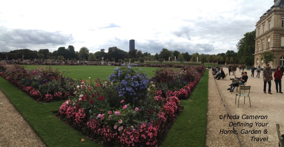 Luxembourg Gardens Paris - Defining Your Home Garden and Travel