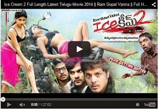 Ice Cream 2 Full Length Latest Telugu Movie 2014 || Ram Gopal Varma || Full HD 1080p