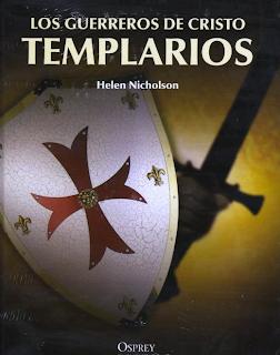 Los Guerreros de Cristo Templarios - Osprey