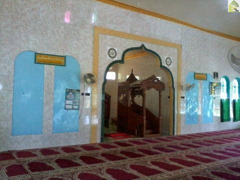 Masjid Baiturrahman Simpang Tiga Mataraman 4