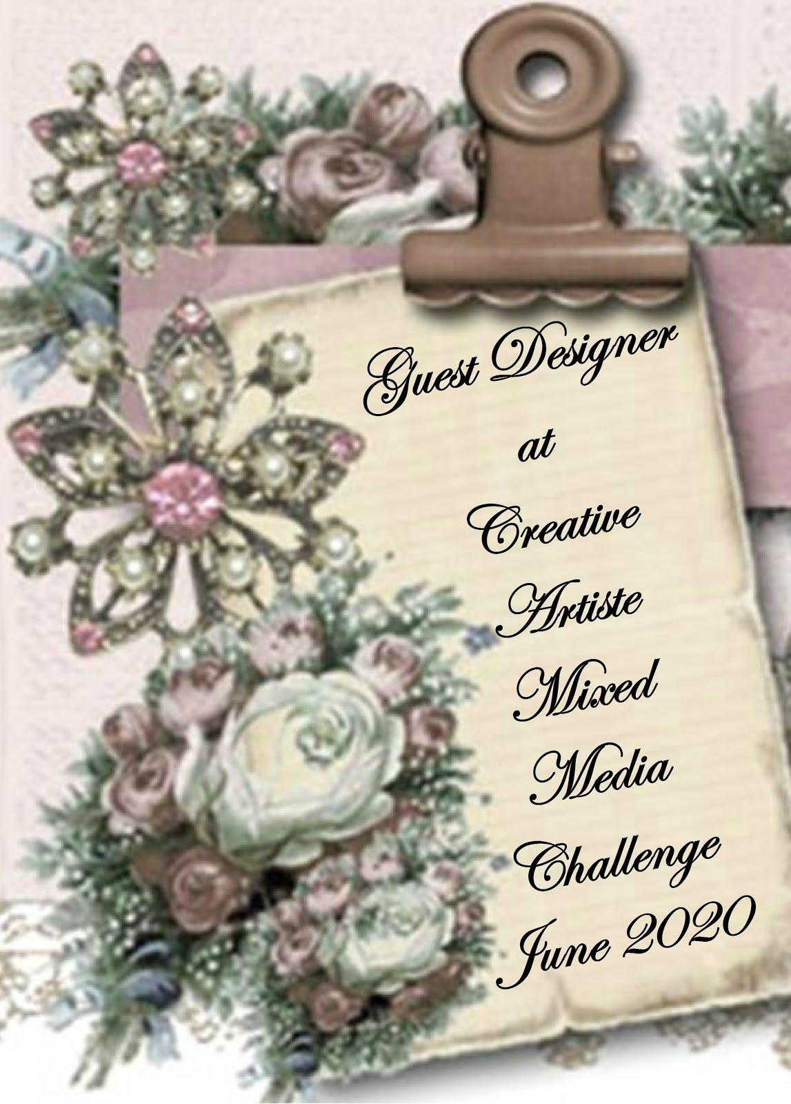 Guest Designer 06/2020