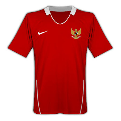 Indonesia Kit 2012