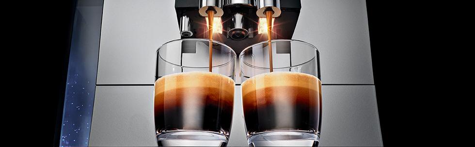 Jura - Domowe ekspresy do kawy