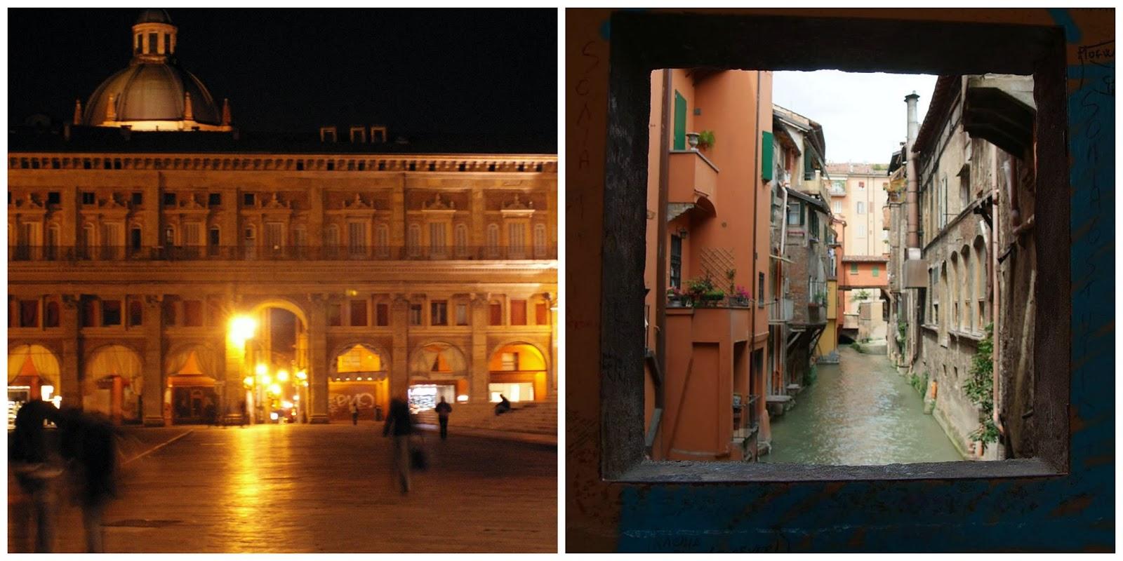 Alla scoperta di bologna d 39 inverno elisa chisana hoshi for Dormire a bologna centro storico